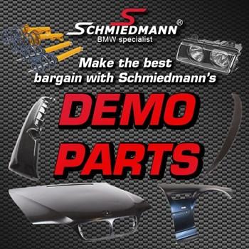 Schmiedmann demo-parts sale