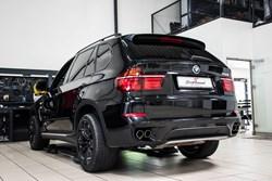 Schmiedmann BMW X5 E70 Tailpipes 2376 10