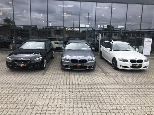 BMW Solgt