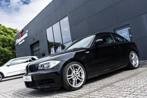 Schmiedmann BMW E82 135I N55 Wagner Intercooler 2362