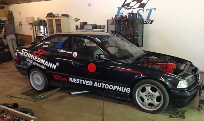 Bmw E36 Tuning Autoteknologhaslev 21