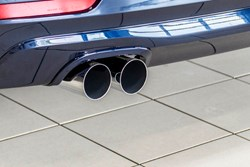 Schmiedmann BMW F31 320D Lowering Plus Tailpipe 15