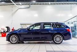Schmiedmann BMW F31 320D Lowering Plus Tailpipe 2854