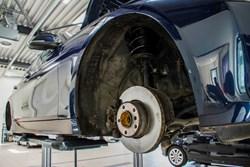 Schmiedmann BMW F31 320D Lowering Plus Tailpipe 2869