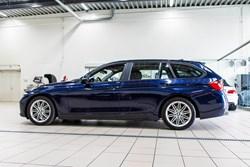Schmiedmann BMW F31 320D Lowering Plus Tailpipe 2919