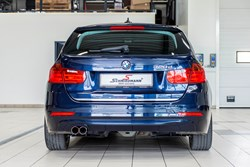 Schmiedmann BMW F31 320D Lowering Plus Tailpipe 13