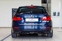 Schmiedmann BMW F31 320D Lowering Plus Tailpipe 2838