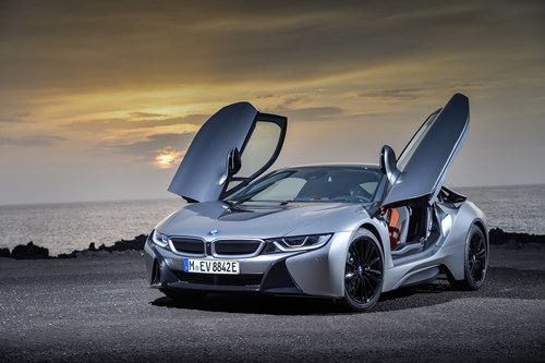 P90285392 Highres The New Bmw I8 Coupe