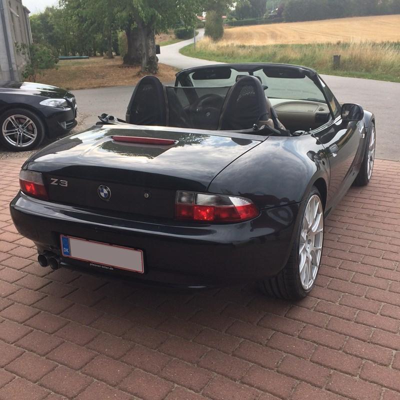 Bmw Z3 Gt: Schmiedmann - BMW F31 320d Madallus