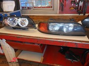Bmw E39 523I Facelift Headlights Rearlights Side Indicators 13
