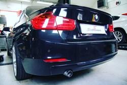 Schmiedmann BMW F30 Eisenmann Exhaust 1