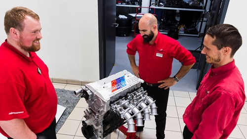 Schmiedmann BMW M3 E30 EVO2 Engine 4374