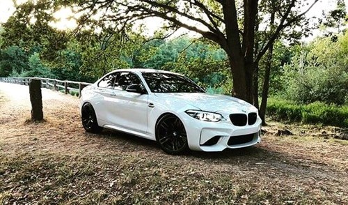 Schmiedmann Sweden BMW M2 F87 Suspension 5