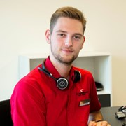 Lasse Sales Schmiedmann Employee
