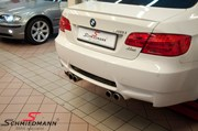 Bmw E92 M3 Akrapovic Exhaust Carbon Tips 01