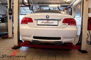 Bmw E92 M3 Akrapovic Exhaust Carbon Tips 03