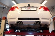 Bmw E92 M3 Akrapovic Exhaust Carbon Tips 06