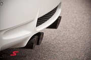 Bmw E92 M3 Akrapovic Exhaust Carbon Tips 28