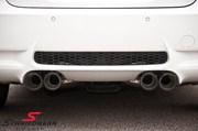 Bmw E92 M3 Akrapovic Exhaust Carbon Tips 30