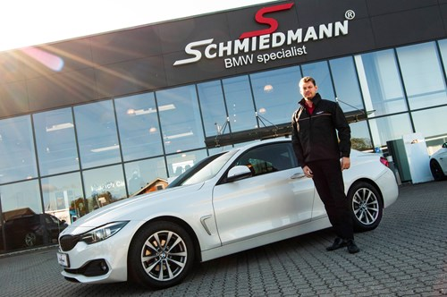 Schmiedmann Henrik BMW F32 LCI