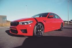 Schmiedmann BMW M5 F90 Red 1