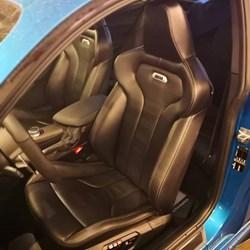 Schmiedmann BMW M2 F87 M4 Sport Seats 5