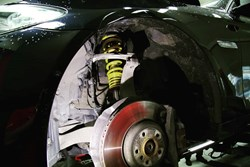 Schmiedmann BMW F11 M550XD KW V3 Suspension 1