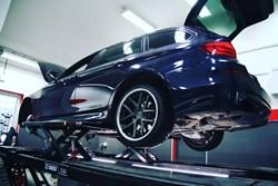 Schmiedmann BMW F11 M550XD KW V3 Suspension 2