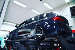 Schmiedmann BMW F11 M550XD KW V3 Suspension 4
