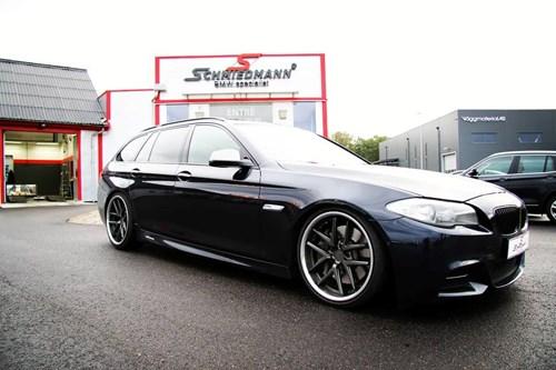 Schmiedmann BMW F11 M550XD KW V3 Suspension 5