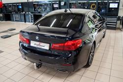 BMW G30 530DX B57 Tow Bar 7