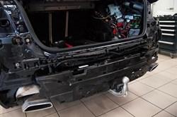 BMW G30 530DX B57 Tow Bar 1