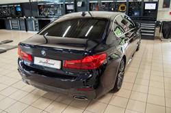 BMW G30 530DX B57 Tow Bar 6