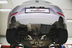 Schmiedmann BMW Z5 35IS Supersprint Sport Exhaust 2