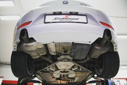 Schmiedmann BMW Z5 35IS Supersprint Sport Exhaust 4