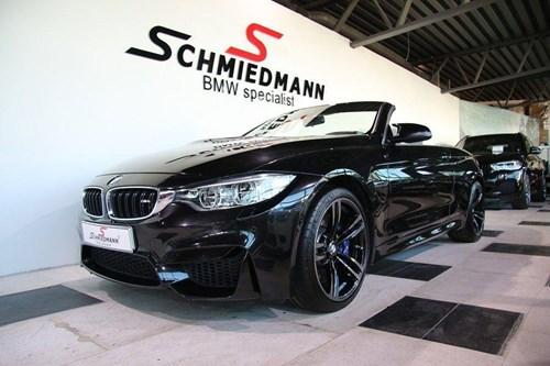 Schmiedmann BMW M4 F83 13