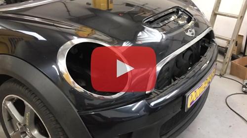 Vini The Powerflex V8 MINI Video Thumbnail Playbutton