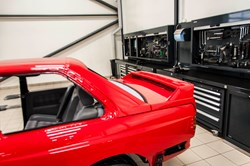 Schmiedmann BMW M3 E30 EVO2 Bagklap Plus Lygter 2