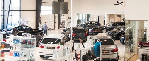Munich Cars Showroom 0010