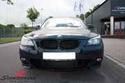 Bmw E61lci Bmw High Gloss Black Kidney Grilles 03