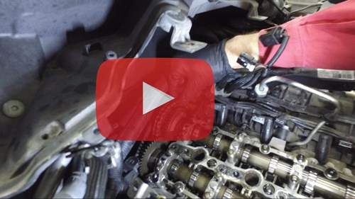 Schmiedmann BMW X6 E71 Timing Chain Loos Video Thumbnail Playbutton