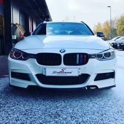 Schmiedmann BMW F31 Rieger Frontspoiler Lips 3