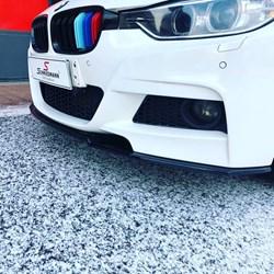Schmiedmann BMW F31 Rieger Frontspoiler Lips 4