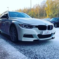 Schmiedmann BMW F31 Rieger Frontspoiler Lips 5