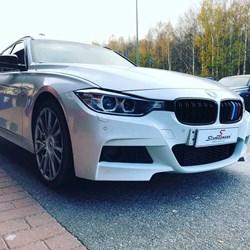 Schmiedmann BMW F31 Rieger Frontspoiler Lips 6