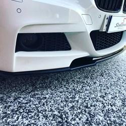 Schmiedmann BMW F31 Rieger Frontspoiler Lips 2