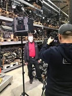 Schmiedmann Nordborg Video Behind The Scenes 3