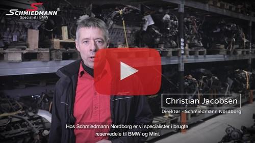 Schmiedmann Nordborg Specialist In BMW Video Thumbnail Playbutton