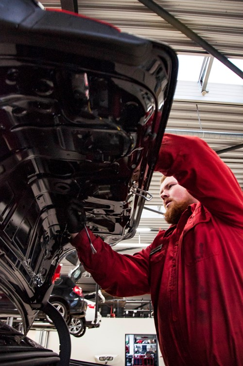 Schmiedmann BMW G30 530DX B57 Reversing Camera 0002