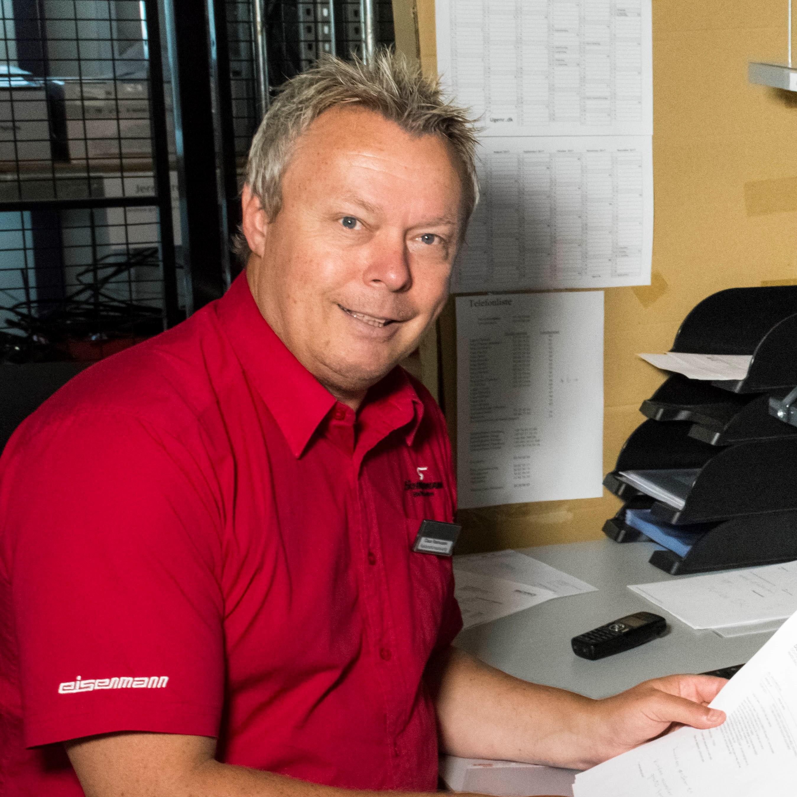 Schmiedmann Odense Claus Staff Claim 6044